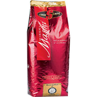Essse Caffe Bar Miscela Masini Roasted Coffee Beans – 2.2 lb bag